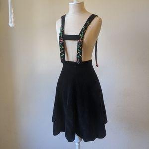 Vintage 40s German inspired skirt set